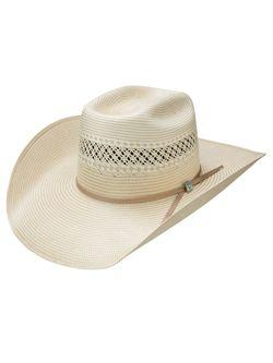 Mens Cody Johnson 96 Straw Hat by Resistol