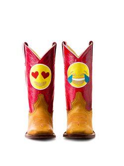 Kids Emoji Boot