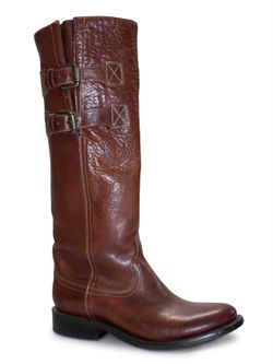 Ladies Lucchese Tall Riding Boot