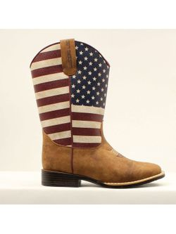 M&F Western Jacob Toddler Boots