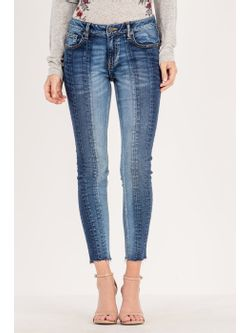 Ladies Miss Me Mid Rise Skinny Jeans