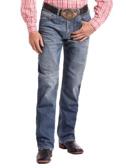 Men's  Tuff Cooper Performance by Panhandle Slim  Jeans