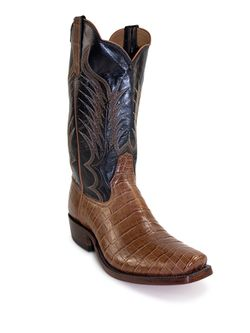 Rios Of Mercedes Whiskey Nile Croc Belly/ Black