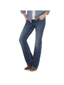 Ladies Wrangler Retro Mae Jeans