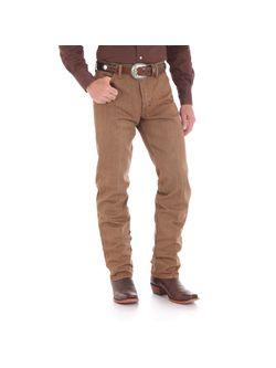 Men's Wrangler Tan Jeans