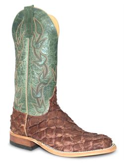Men's Anderson Bean Mojave Fire Rock Big Bass Boots