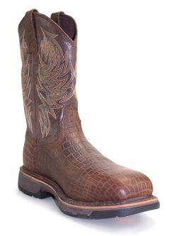 Mens Ariat Workhog Composite Toe Work Boots