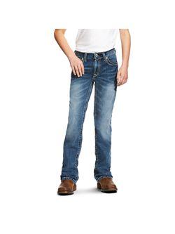 Kids Ariat Coltrane Durango Jeans