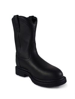 Mens Ariat Sierra Steel Toe Work Boots