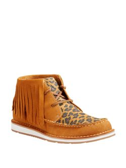 Ariat Womens Cruiser Fringe