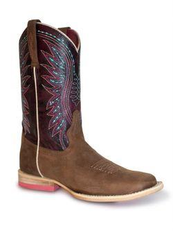 Ariat Vaquera Brown Boots
