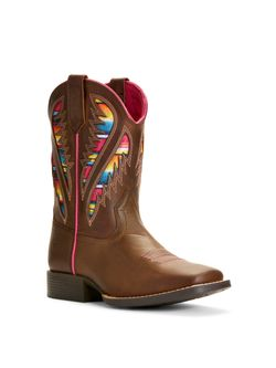 Kids Ariat Youth Aztec Quickdraw