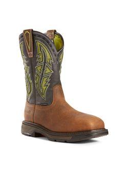 Men's Ariat Ventek Spear Carbon Toe Work Boot