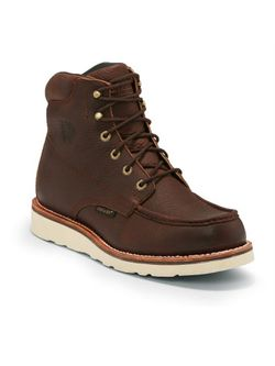 "Mens Chippewa  6"" Wedge Laceup"