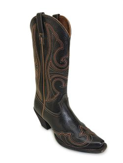 Ariat Womens Round Up Wing  Tip