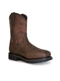 Mens Ariat Workhog Raptor Composite Toe Boots WO