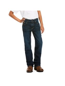 Kids Ariat B4 Miller Jeans