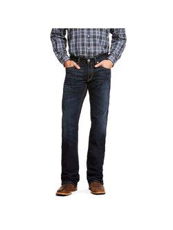 Men's Ariat M5 Dutton Wide Boot Jeans