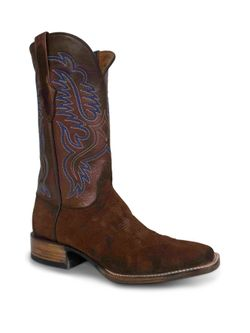 Black Jack Ranch Hand Burnished Brown Roughout