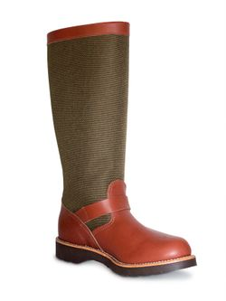 "Ladies Chippewa 15"" Snake Boots"