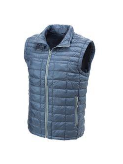 Men's Prima Loft Vest Blue