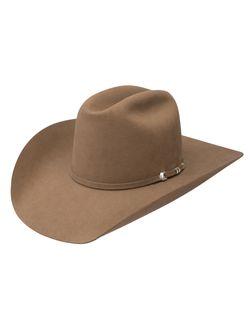 Men's Resistol 40X Arena Dunn Felt Hat
