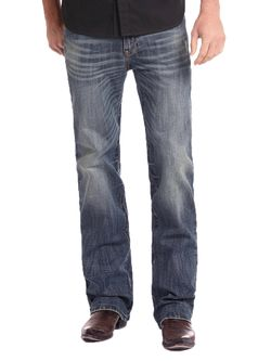 Men's Panhandle Slim Vintage Jeans