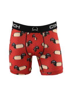 Men's Hot Dog Boxer