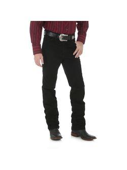 Men's Wrangler Silver Edition Slim Fit Black