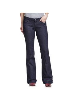 Ladies Wrangler Trouser Jean Mid Rise