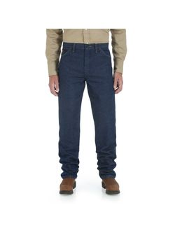 Mens Wrangler Fire Resistant FR13MWZ Original Fit Jeans