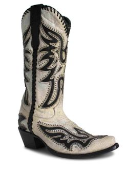 Ladies Corral Blanca Boot