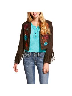 Ladies Ariat Apache Banyan Bark Jacket