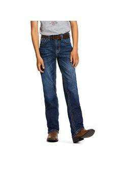 Boys Ariat B5 Wiley Slim Jeans