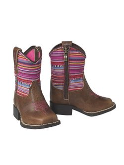 M&F Western Little Serape Boots