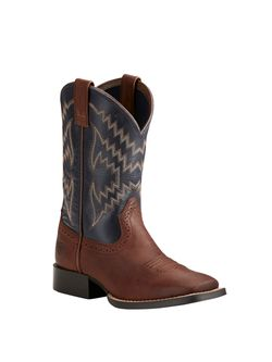 Kids Ariat Tycoon Boots