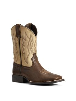 Kids Ariat Pace Setter Timber