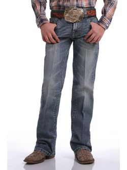 Boys Cinch Slim Fit Jeans