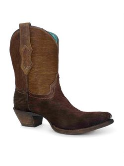 Ladies Corral Alexis Ankle Bootie