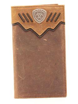 Men's Ariat Rodeo Concho Wallet