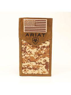 Men's Ariat Patriot Wallet