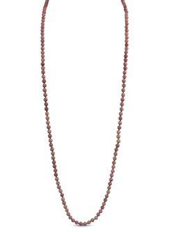 Richard Schmidt Pink Strand Necklace