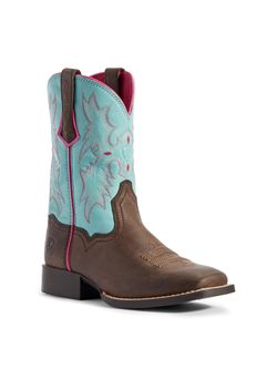 Ariat Youth Tombstone Bay Brown