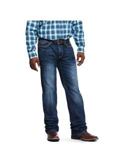 M4 Low Rise Stretch Huron Boot Cut Jean