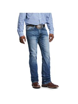 M4 Low Rise Stretch Shoreway Stackable Straight Leg Jean