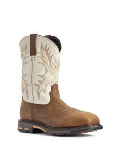 Men's Ariat Wh Square Toe Boots