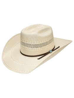 Men's Resistol CJ Straw Hat