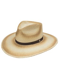 Men's Stetson Sandy Bay Palm Straw Hat