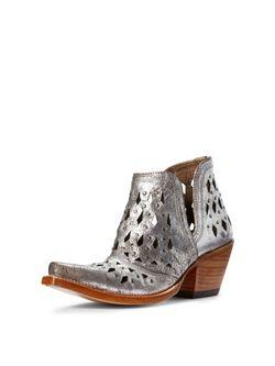 Ladies Ariat Dixon Studded Silver