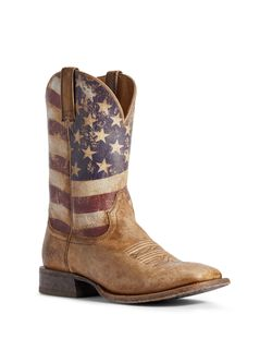 Men's Ariat Circuit Proud Western Boot